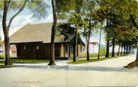 Porch Club c. 1915