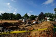 Grandstand construction 06-28-2013 06