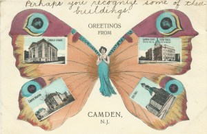 Greetings from Camden, NJ c1907
