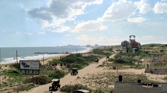 Boardwalk Empire, Season Two, Episode 5, Opening Scene