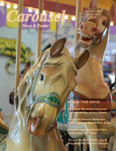 Carousel News Cover, Sept 2007 IMAGE CREDIT antiquecarousels.com