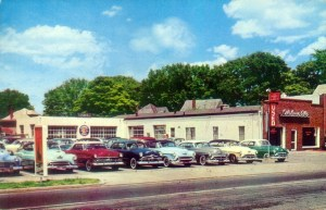 Olds Community, Broad St. Riverton, NJ - now Stan's Auto