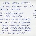 1896 Snow House caption card