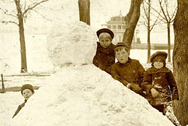 1896 Snow House