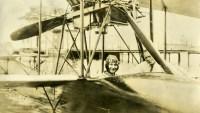 RYC biplane - no caption