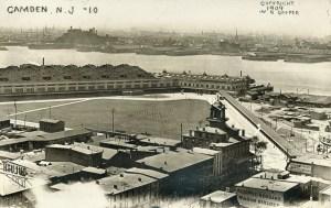 CAMDEN, NJ RPPC #10 1909