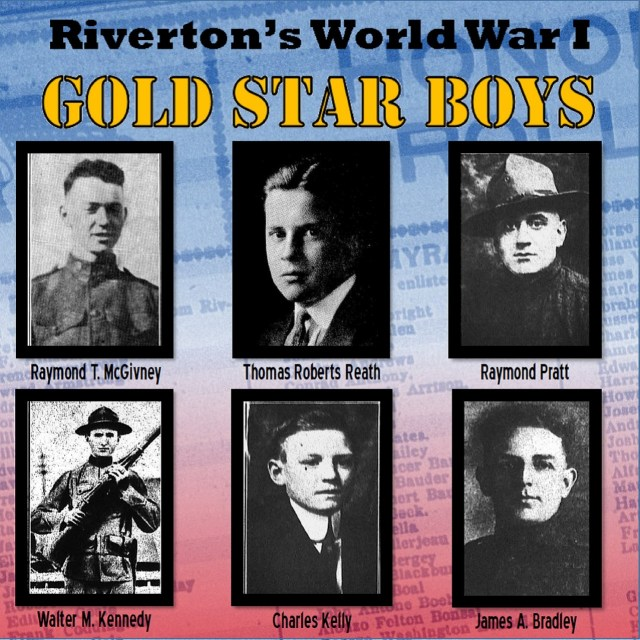 WWI Gold Star Boys pix