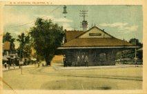 Palmyra PRR Station