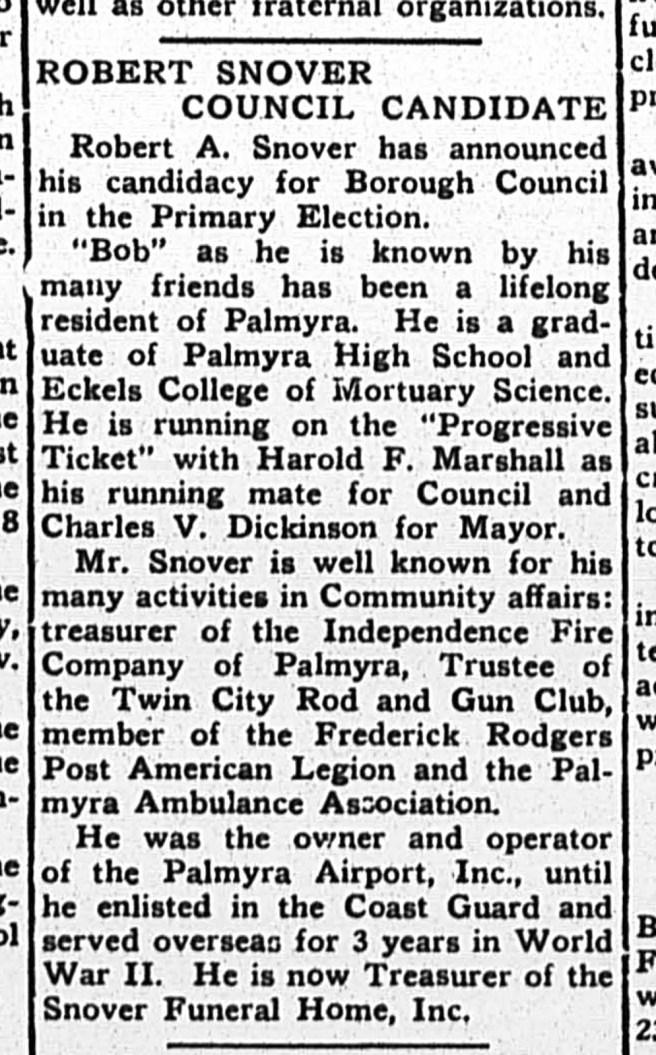 New Era, March 20, 1947, p1