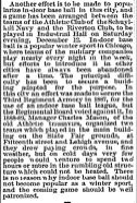 Philadelphia Inquirer, November 30, 1891, p3