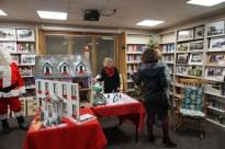 Susan Dechnik gives a mini-house tour