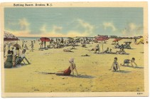 Bathing beach, Avalon, NJ 1355