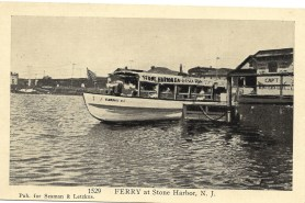 Ferry at Stone Harbor, NJ