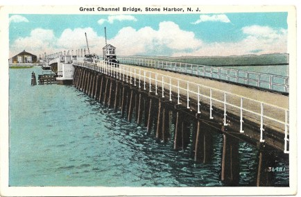Great Channel Bridge, Stone Harbor, NJ