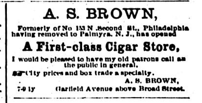 (Palmyra) Weekly News, Jan 14, 1888, p3