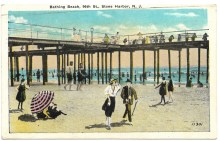 Bathing Beach, 96th St.