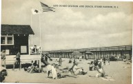 Life Guard Station and Beach