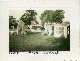 FIRST TRAIN SERVICE