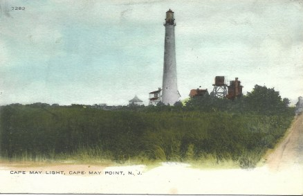 Cape May Light, Cape May Point, N.J.