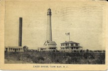 Light House, Cape May, N.J.