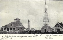 U.S. Life Saving Station and Light House