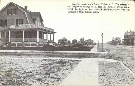 G. Franklin Davis cottage, Stone Harbor, NJ
