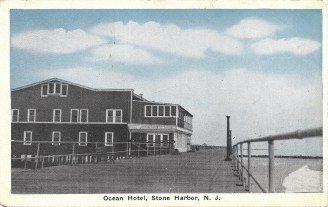 Ocean Hotel, Stone Harbor, NJ