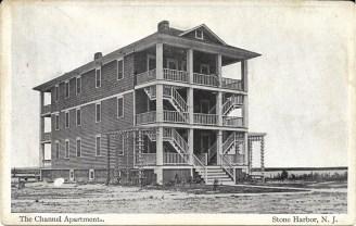 Channel Apartments, Stone Harbor, NJ