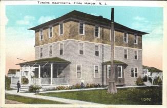 Turpins Apartments, Stone Harbor, NJ