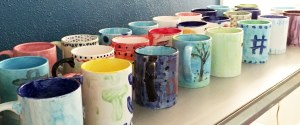 Visual Art Mugs