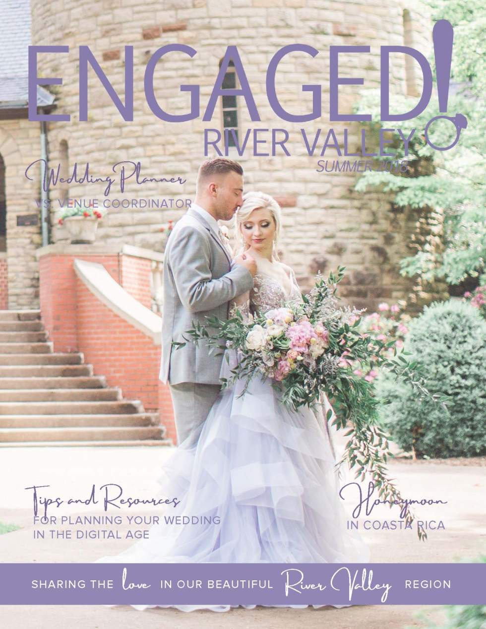 Engaged River Valley - Summer 2018 Cover