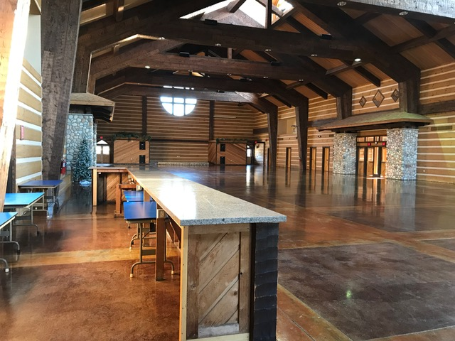 Discovery Lodge Empty 1