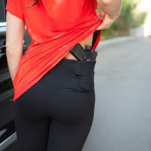 UnderTech Undercover Crop Length Original Concealment Leggings