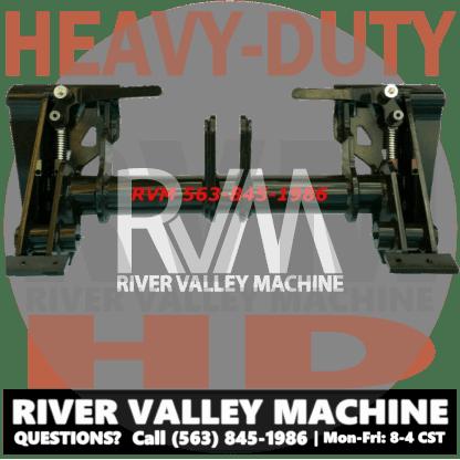 River Valley Machine Heavy-Duty Quick-Attach Adapter