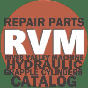 Hydraulic Grapple Cylinders @ RVM [River Valley Machine], LLC