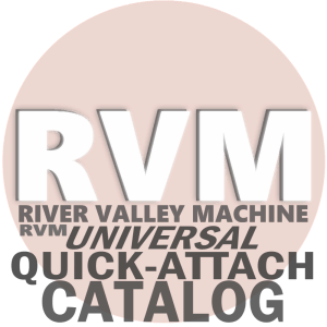 RVM® UNIVERSAL Quick-Attach Systems