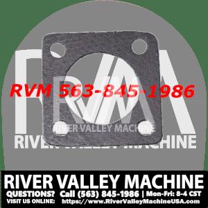 6677371 Turbo Exhaust Pipe Gasket @ River Valley Machine | RVM, LLC