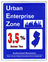 Jersey City Sales Tax : jersey, sales, Hudson, County, Urban, Enterprise, Zones, -Weathering, Economy, Shopping, Smart, River, Observer