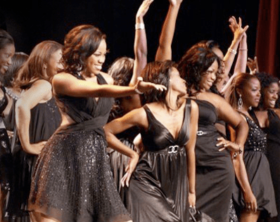 The Miss Black New Jersey Pageant