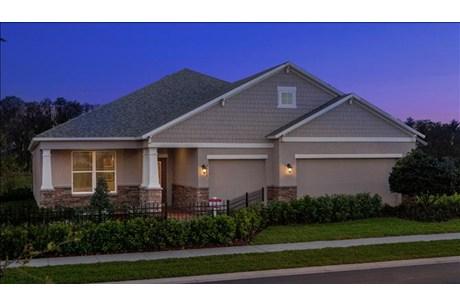 The Reserve At Pradera Subdivision Riverview Florida New Homes Community