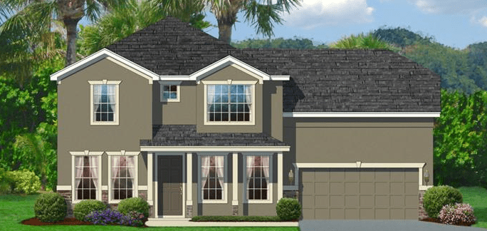 Carlton Lakes New Home Community Riverview Florida