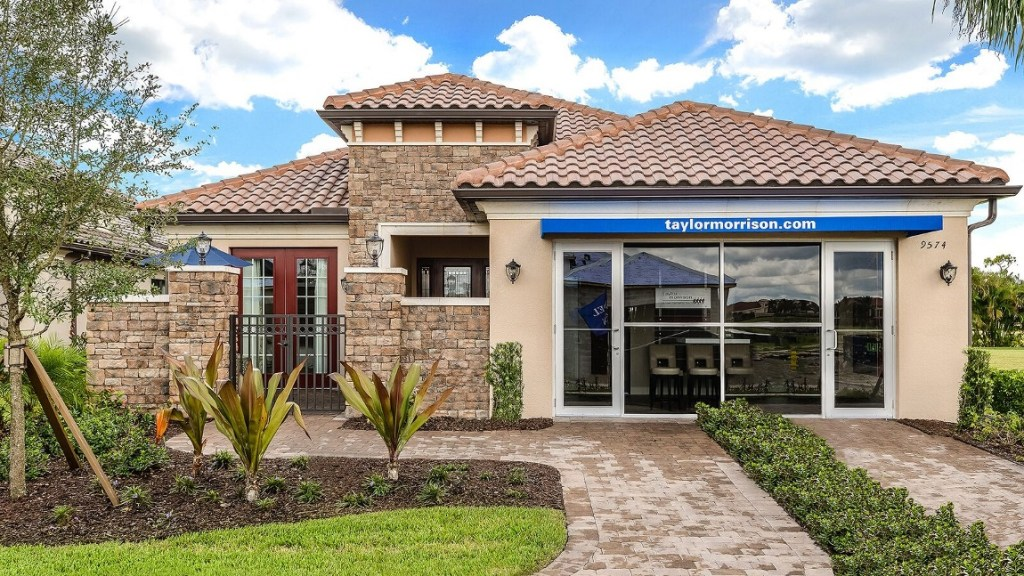 Cobblestone on Palmer Ranch New Homes Community Sarasota Florida