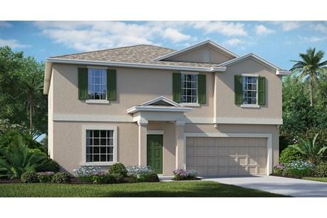 Cypres Creek Ruskin Florida New Homes Community