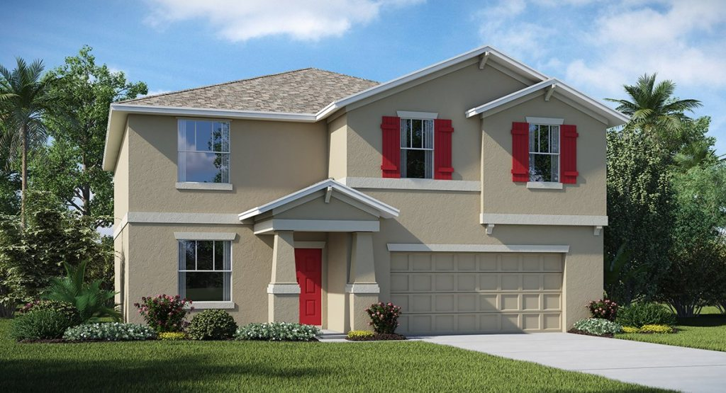 Twin Creeks Manors Riverview Florida New Homes Community