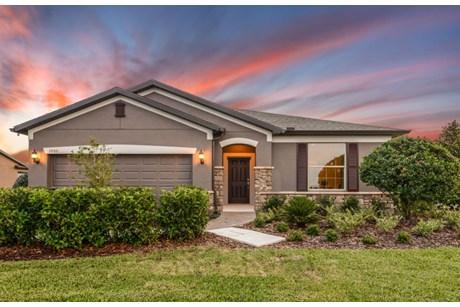 Harrison Ranch Parrish Florida New Homes Community