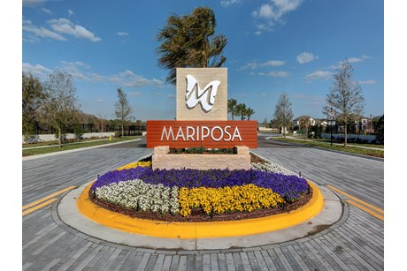 Mariposa Riverview Florida New Homes Community