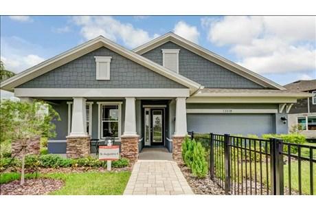 Beazer Homes Riverview Florida New Home Community