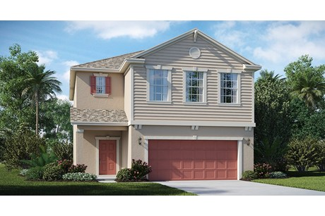 Union Park West New Home Community Wesley Chapel Florida