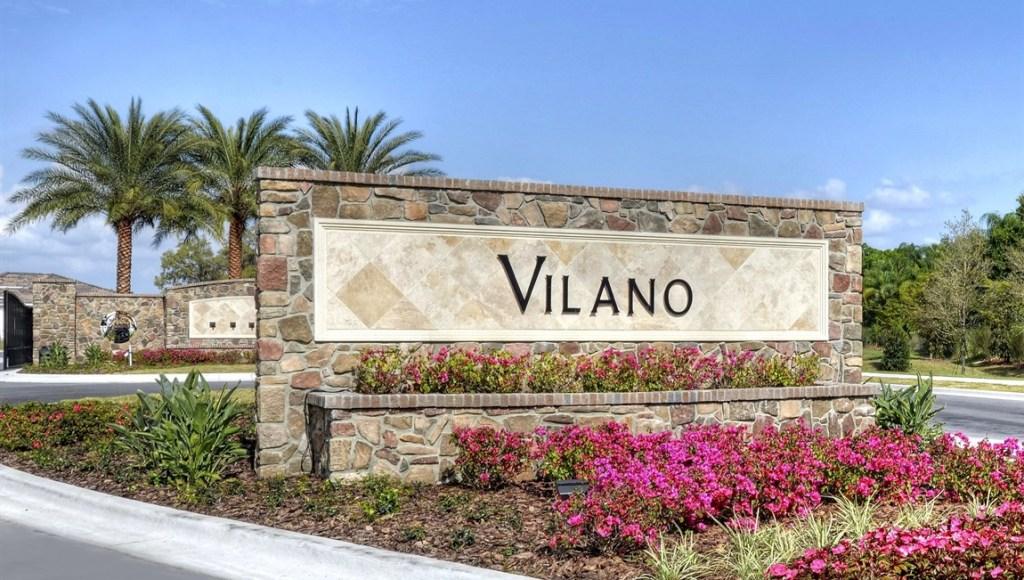 Vilano Subdivision Sarasota Florida New Homes Community