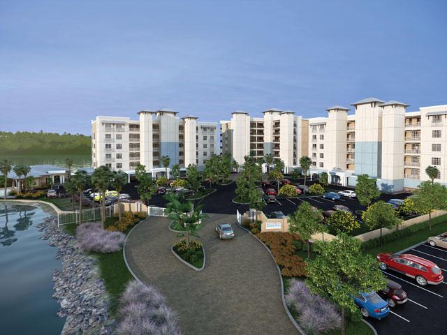 Waterfront At Main Street Lakewood Ranch Florida New Condominiums Community